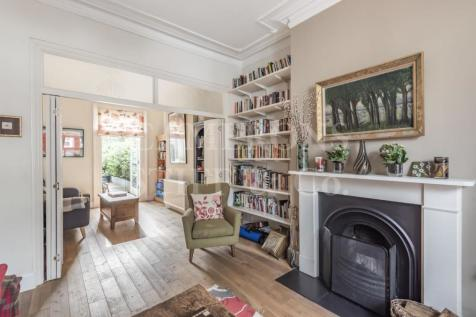 Kenilworth Road, London, NW6. 4 bedroom terraced house for sale