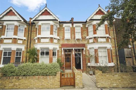 Kempe Road, London NW6. 4 bedroom house