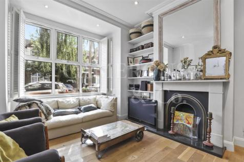 Clifford Gardens, London NW10. 4 bedroom terraced house for sale