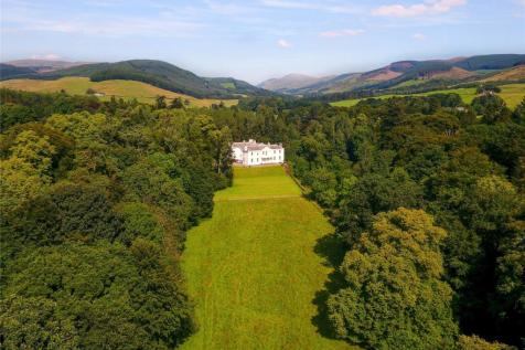 Dumcrieff House, Moffat, Dumfries and Galloway. 9 bedroom detached house for sale