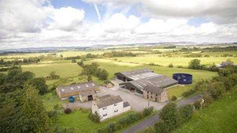 Thorny Knowe, Penton, Carlisle, Cumbria. 3 bedroom property for sale