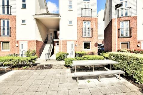 Lock Keepers Way, Stoke-on-Trent. 1 bedroom ground floor flat