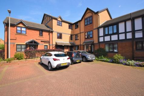Thornhill Close, South Shore. 1 bedroom ground floor flat