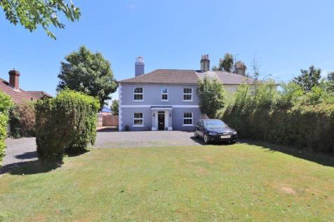 Junction Road, Burgess Hill, West Sussex. 4 bedroom semi-detached house for sale