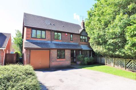 Coulstock Road, Burgess Hill, West Sussex. 5 bedroom detached house for sale