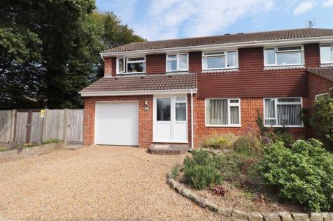 Wheelwright Lane, Burgess Hill, West Sussex. 4 bedroom semi-detached house for sale