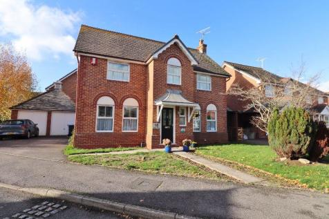 Withy Bush, Burgess Hill, West Sussex. 4 bedroom detached house for sale
