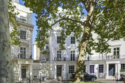 Brompton Square, London, SW3. 3 bedroom terraced house for sale