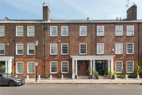 Chelsea Square, London, SW3. 6 bedroom terraced house