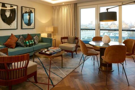 Gloucester Park Apartments, Ashburn Place, London, SW7. 1 bedroom apartment