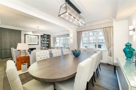 Kingston House South, Ennismore Gardens, Knightsbridge, London, SW7. 4 bedroom apartment