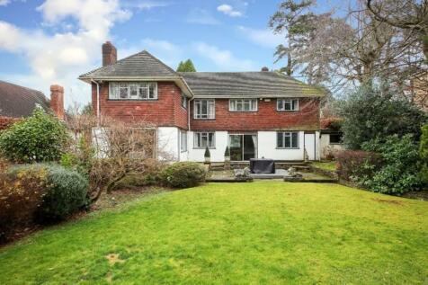 Kippington Road, Sevenoaks TN13 2LL. 4 bedroom detached house