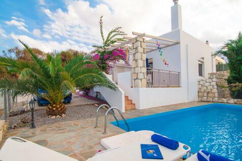 Agia Triada, Rethymno, Greece. 2 bedroom detached bungalow for sale