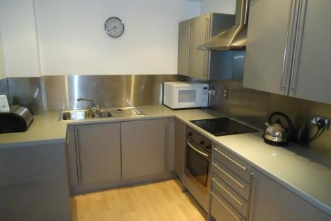The Quays, LS1 4ES. 2 bedroom apartment