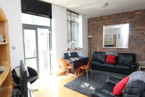 Bridge End Lofts, Bridge End, LS1 4DJ. 1 bedroom apartment