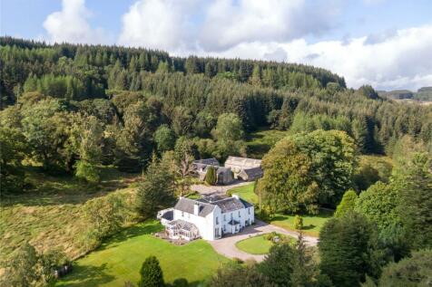 Killean Farmhouse, Inveraray, Argyll and Bute, PA32. House for sale