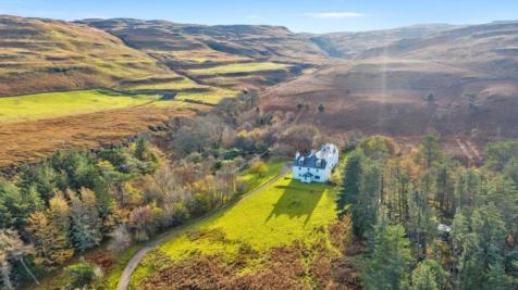 Frachadil House, Calgary, Tobermory, Isle of Mull, PA75. 10 bedroom house for sale