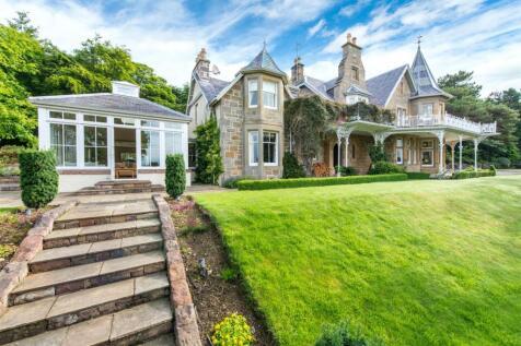 Kessock House, Old Craigton Road, North Kessock, Inverness, IV1. 6 bedroom detached house
