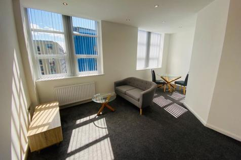 111-117 Sunbridge Road, Bradford. 1 bedroom flat