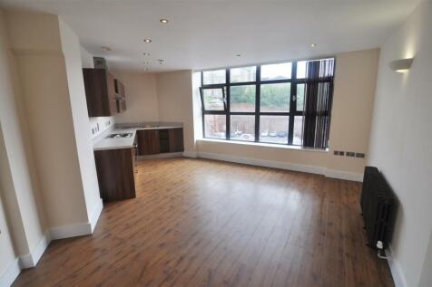 The John Green Building, 27 Bolton Road, Bradford. 2 bedroom flat