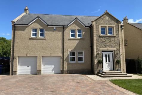 Woodland Gait, Cluny, Kirkcaldy, KY2. 4 bedroom detached villa for sale