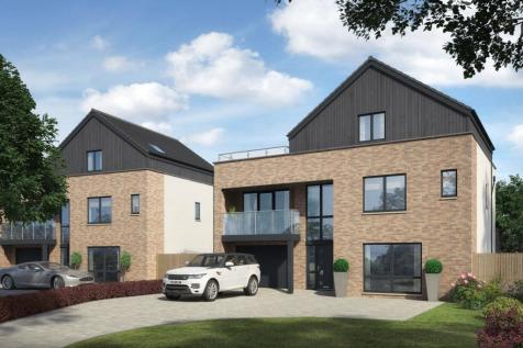 Forth Park Residences, Kirkcaldy, Fife, KY2. 5 bedroom detached villa for sale
