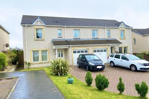 Cameron Drive, Kirkcaldy, Fife, KY1. 4 bedroom semi-detached villa for sale