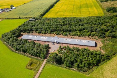 Dunlappie Poultry Unit, Dunlappie Farm, Edzell, Brechin, Angus, DD9. Land for sale