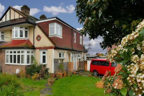 Calverley Road, Stoneleigh, Surrey. 3 bedroom semi-detached house