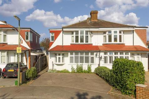 Ewell By Pass, Epsom, Surrey. 3 bedroom semi-detached house
