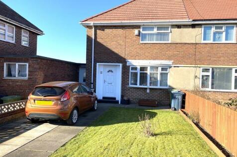 Prestbury Road, Pennywell, Sunderland. 2 bedroom semi-detached house