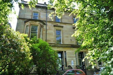 Crown Gardens, Flat 4, Dowanhill, Glasgow, G12 9HJ. 1 bedroom flat