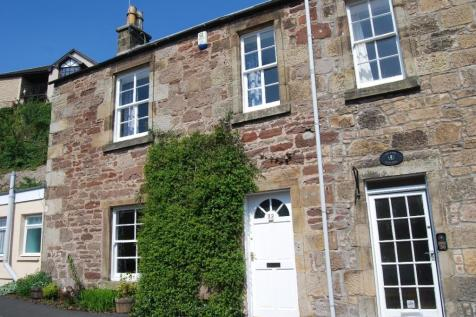 Coneyhill Road, Bridge of Allan, Stirlingshire, FK9 4RH. 2 bedroom terraced house