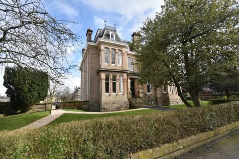 Gladstone Place, Stirling, Stirling, FK8 2NN. 6 bedroom semi-detached villa
