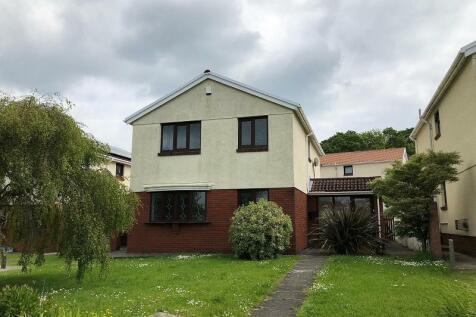 Birchgrove Road, Glais, Swansea, City And County of Swansea. SA7 9EN. 4 bedroom detached house