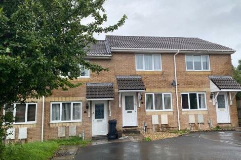 Nightingale Park, , Neath, West Glamorgan. SA11 3RX. 2 bedroom terraced house
