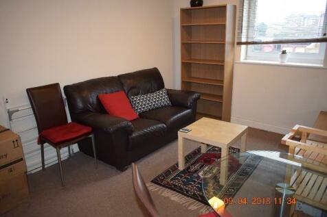 Carpathia Drive, Southampton, Hampshire, SO14. 1 bedroom flat
