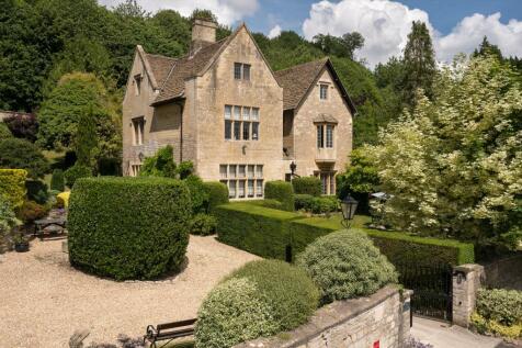 Charlcombe, Bath, Somerset, BA1. 6 bedroom detached house