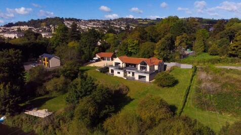 London Road West, Bath, Somerset, BA1. 4 bedroom detached house for sale