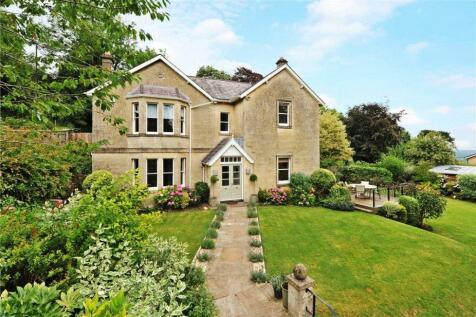 Lansdown Road, Bath, Somerset, BA1. 6 bedroom detached house