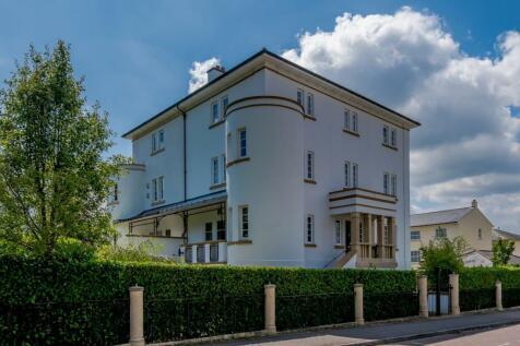 The Park, Cheltenham, Gloucestershire, GL50. 6 bedroom town house for sale