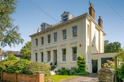 Cranham Road, Cheltenham, Gloucestershire, GL52. 5 bedroom town house for sale