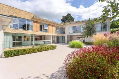Birchley Road, Battledown, Cheltenham, Gloucestershire, GL52. 6 bedroom detached house for sale