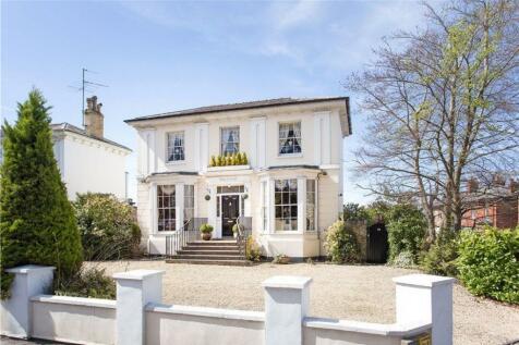 Leckhampton Road, Cheltenham, Gloucestershire, GL53. 7 bedroom detached house for sale