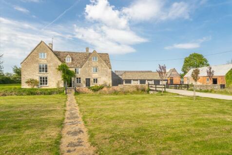 Ashton Road, Minety, Malmesbury, Wiltshire, SN16. 4 bedroom farm house for sale