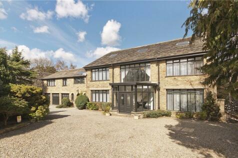 Bracken Park, Scarcroft, Leeds, West Yorkshire, LS14. 7 bedroom detached house for sale