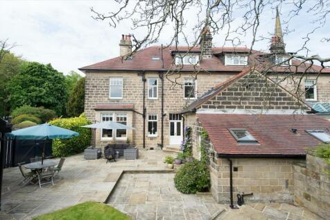 Park Drive, Harrogate, North Yorkshire, HG2. 6 bedroom semi-detached house for sale
