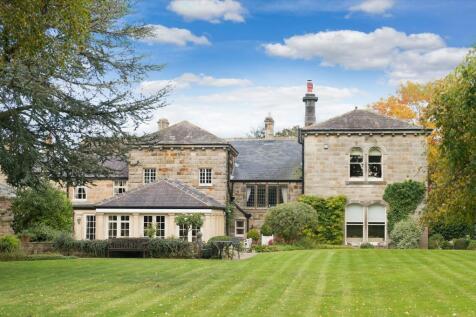 Church Lane, Hampsthwaite, Harrogate, HG3. 6 bedroom detached house for sale