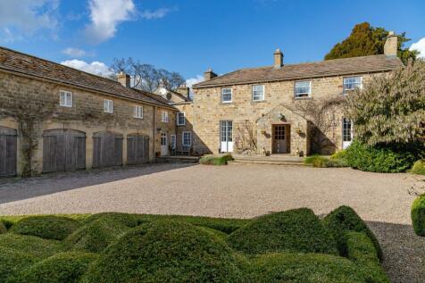 Jervaulx, Ripon, North Yorkshire, HG4. 8 bedroom detached house for sale