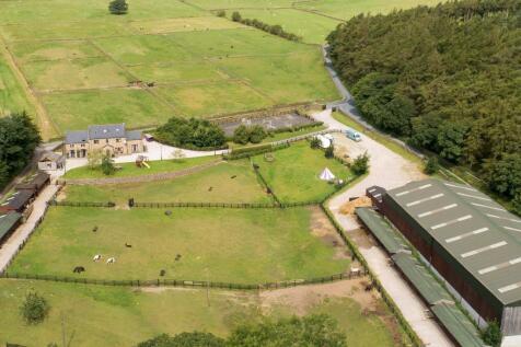Warsill, Harrogate, North Yorkshire, HG3. 9 bedroom detached house for sale